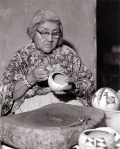 Marmon, Lucy Lewis, Acoma Potter, 1961